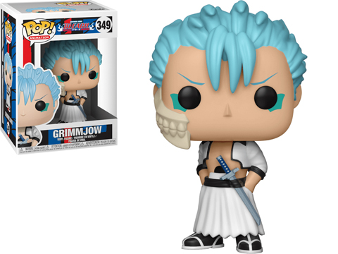Funko POP! Bleach Grimmjow Vinyl Figure