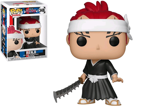 Funko POP! Bleach Renji Vinyl Figure