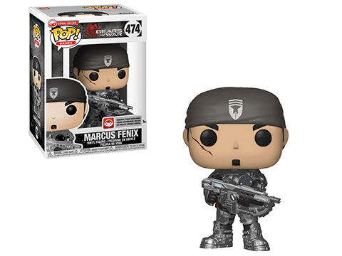 Funko POP! Gears of War Marcus Fenix Vinyl Figure