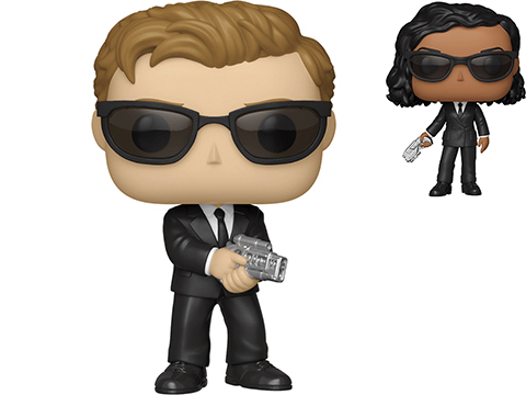 Funko POP! Men In Black International Vinyl Figure
