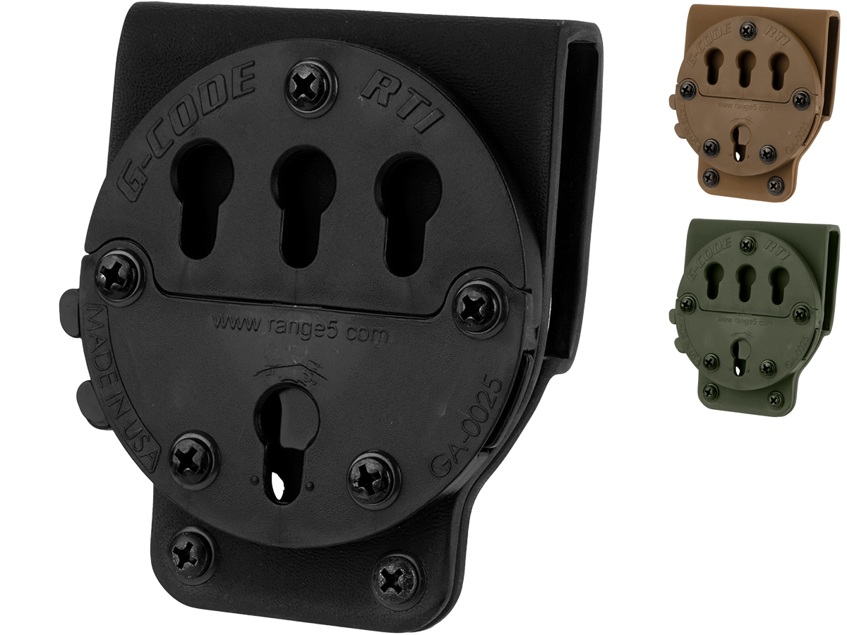 G-Code RTI Rotating Tactical Belt Mount