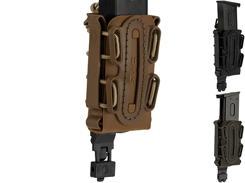 G-Code Soft Shell Scorpion Short Pistol Magazine Carrier with P1 Molle Clip