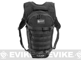 GEIGERRIG RIG700 Tactical Hydration Pack w/ 2L Hydration Engine - Black