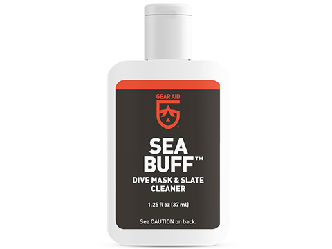 Gear Aid Sea Buff Dive Mask and Slate Cleaner