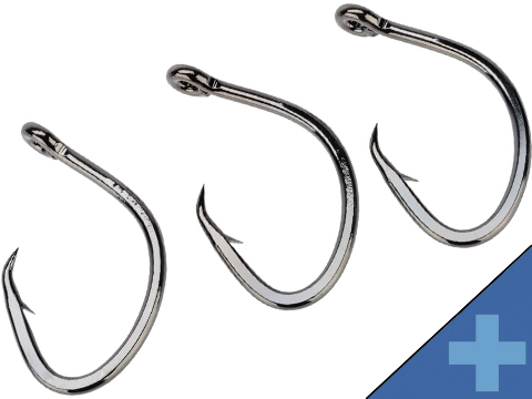 Gamakatsu Super Nautilus Circle Fishing Hook