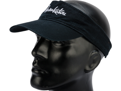 Gamakatsu Low Profile Visor (Color: Black)