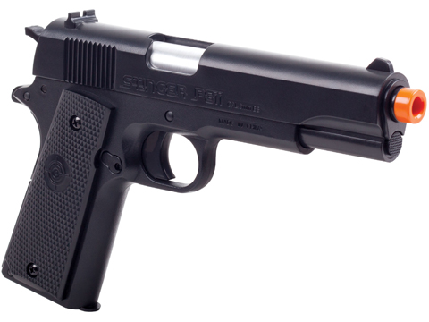 Game Face Stinger P311 Spring Powered Combat Pistol (Color: Black)