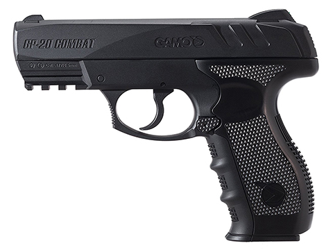 GAMO GP-20 Combat Co2 .177 cal. BB Airgun Pistol