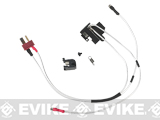 Modify Low Resistance Wiring Switch Assembly For Ver.2 Airosft AEG - M4/M16 Rear Wiring / Standard Deans