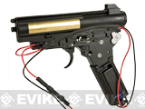 JG Complete Full Metal Lipo Ready Gearbox for AK Series Airsoft AEG Rifles w/ Motor
