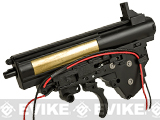 JG Complete Full Metal Lipo Ready Gearbox for G36 Series Airsoft AEG Rifles