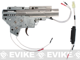 APS Hybrid Ver.2 Airsoft AEG 8mm Quick Spring Change Gearbox - Front Wired