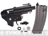 GHK M4 / M16 Airsoft AEG to GBB Complete Gearbox Conversion kit with magazine (Version 1)