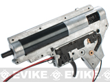 WE-Tech Complete Full Metal Gearbox for M4 / M16 Series Airsoft AEG Rifles - Front Wiring
