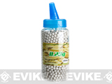 Golden Ball Pro-Series 6mm Premium High Grade Precision Airsoft BBs - 0.23g White (2000rd Bottle)