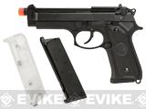 SRC Metal SR-92 M92 Airsoft Green Gas Blow Back Pistol Kit