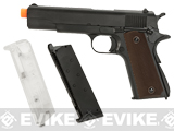 SRC Metal SR-1911 M1911 Airsoft Green Gas Blow Back Pistol Kit