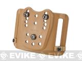 G-Code Standard Universal Belt-Slide Holster Adapter (Color: Coyote Brown)