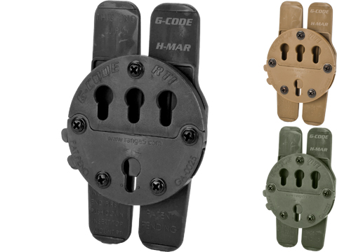 G-Code RTI H-MAR MOLLE Adapter