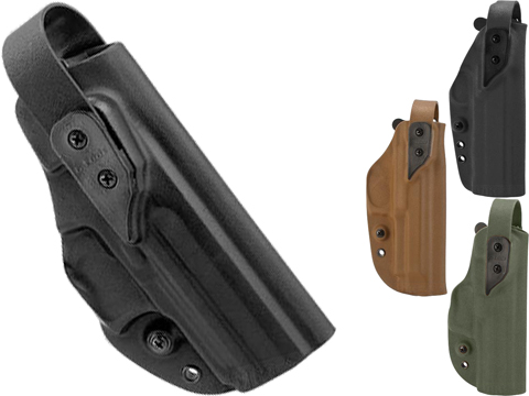 G-Code XST-RTI Kydex Holster (Pistol: 1911 5 / Black / Right)