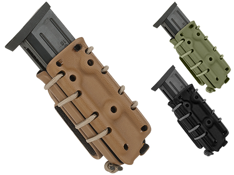G-Code Scorpion Adjustable Double Stack Pistol Mag Carrier w/ Belt Loops