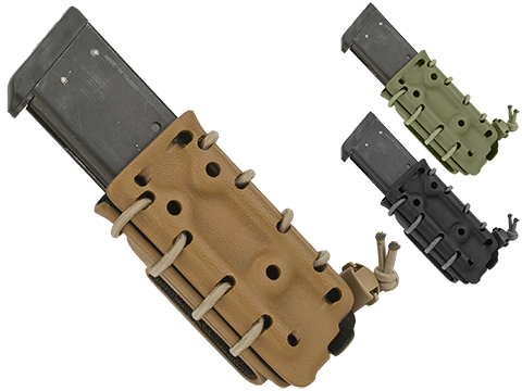 G-Code Scorpion Adjustable Single Stack Pistol Mag Carrier w/ Belt Loops