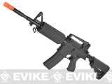G&G Full Metal M4 Carbine Airsoft AEG Rifle w/ Crane Stock - Black