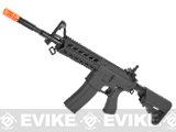 G&G Custom Full Metal M4 Commando Raider Airsoft AEG Rifle w/ Crane Stock - Black