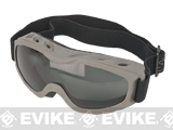 Guard-Dogs Evader II FogStopper Goggles  Full Seal - Dark Earth / Smoked