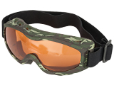 Guard-Dogs Evader II FogStopper Goggles  Full Seal - Camo / Amber