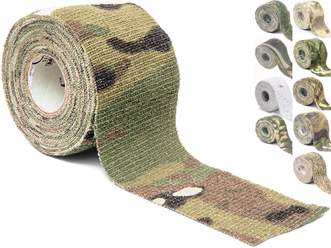 McNett Tactical Camo Form LT Lightweight Fabric Wrap (Color: Multicam)