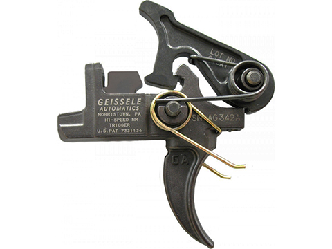 Geissele Automatics Hi-Speed National Match Trigger Set