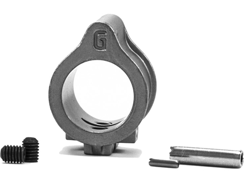 Geissele Super Gas Block for AR15 Rifles Stainless Steel (Type: Non-Nitride Coated)