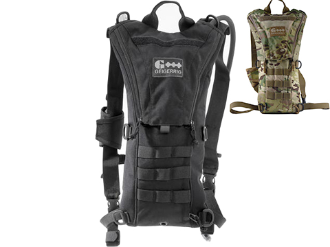 GEIGERRIG Rigger Tactical Hydration Pack  w/ 2L Hydration Engine