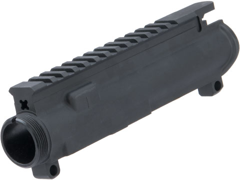 Geissele Automatics Super Duty Stripped Upper Receiver for AR15 Rifles (Color: Black)