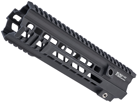 Geissele Automatics Super Modular MK15 M-LOK Handguard for H&K 416 Rifles (Model: 10.5 / Black)