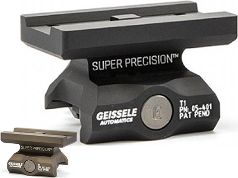 Geissele Automatics Super Precision® Aimpoint Micro T1 Optic Mount
