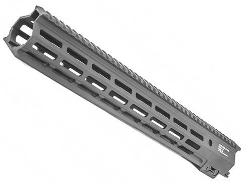 GEISSELE Automatics Super Modular MK18 Rail w/ M-LOK (Color: Black / 16)