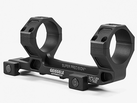 GEISSELE Automatics Super Precision SOPMOD Certified 34mm Mark 6 Scope Mount for SR-25 / AR-10 Rifles