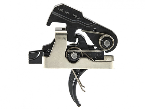 GEISSELE Automatics Super MCX SSA for SIG MCX Rifles (Model: M4 Curve Trigger Bow)