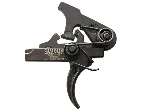 GEISSELE Automatics Super 3 Gun (S3G) Trigger for AR15's