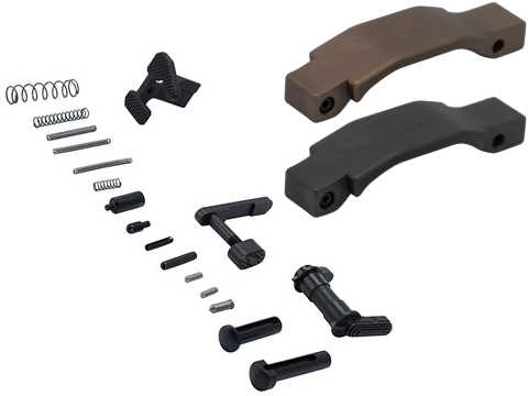 Geissele Automatics Super Duty Lower Parts Kit for AR15 Rifles