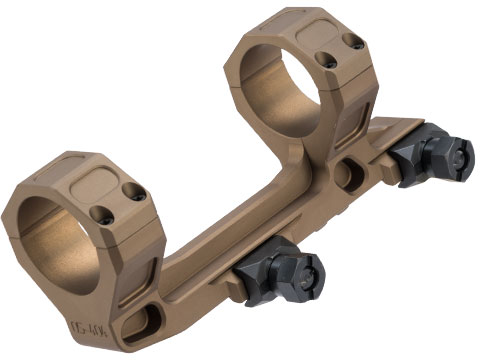 GEISSELE Automatics Super Precision� 30mm Scope Mount for AR15 / M4 Rifles (Model: Desert Dirt)