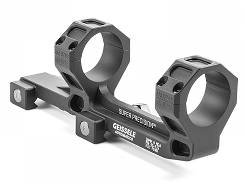 GEISSELE Automatics Super Precision® Scope Mount for AR15 / M4 Rifles