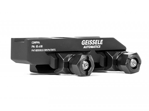 Geissele Automatics Super Precision® Aimpoint CompM4 Optic Mount