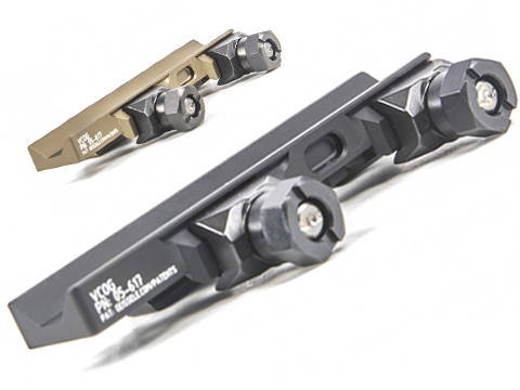 Geissele Automatics Super Precision® Trijicon 1-6x24 VCOG Scope Mount