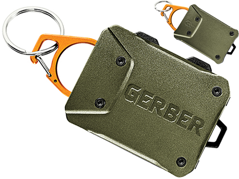 Gerber Defender Retractable Tether Carabiner