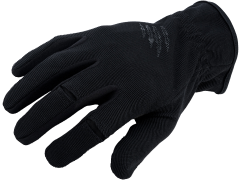 Armored Claw Quick Release Hot Weather Tactical Glove (Color: Black / Medium)