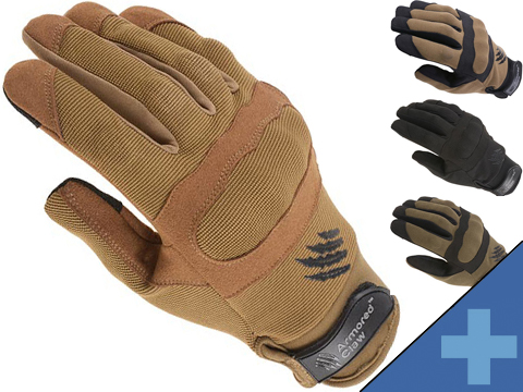 Armored Claw Shield Flex Tactical Glove