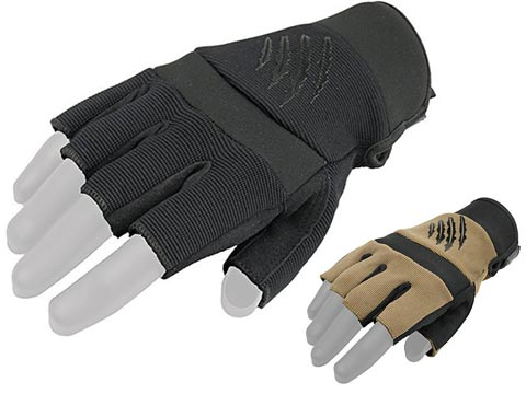 Armored Claw Shooter Cut Tactical Gloves
